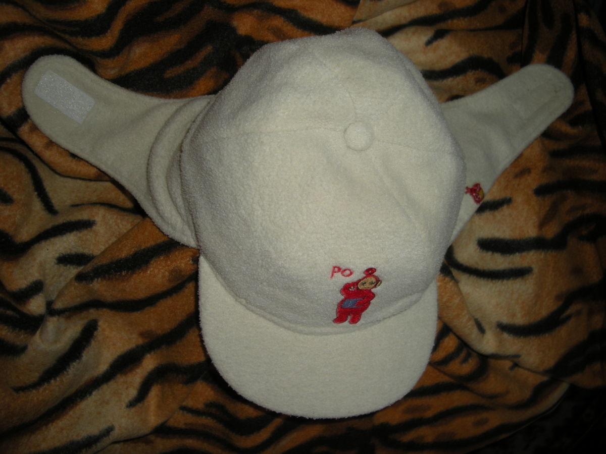 Фото 3 - Супер шапка теплая,объем головы-54см.3-6 лет