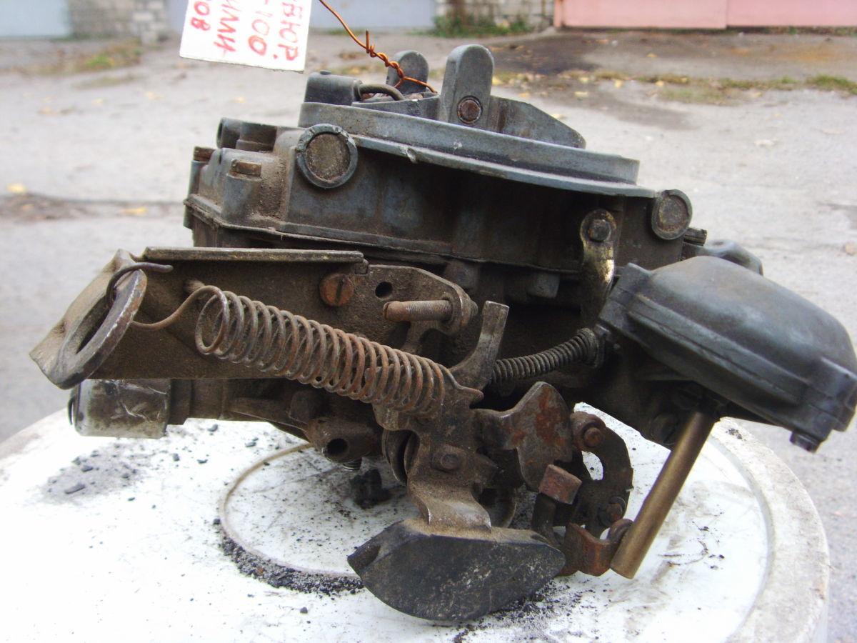 Фото 4 - На Audi 100 (90) до 84 г.в. карбюратор PIERBURG Б/У на 5ти цилиндровы