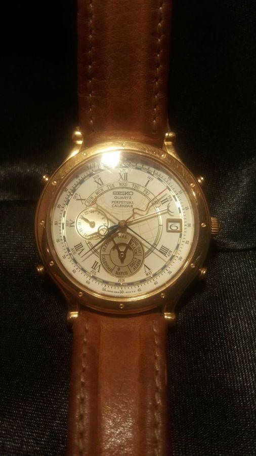 """Фото - Seiko """"Age of Discovery"""" 6M13-0010 Мужские наручные часы"""