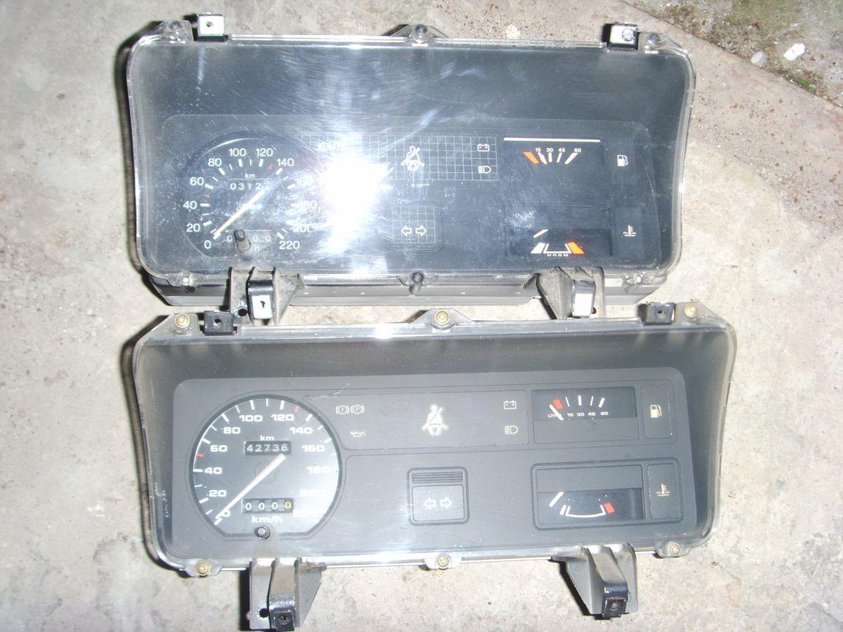 Фото 8 - Ford Sierra щиток приборов (приборная панель) На бензиновую и дизель