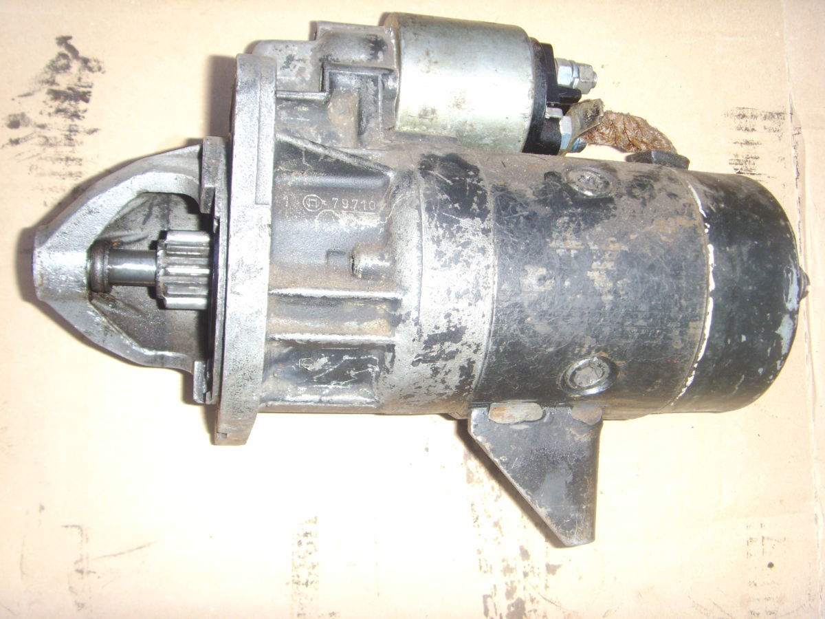 Фото 2 - На Ford Sierra, Scorpio 2.3-2.5D стартер запуска двигателя.