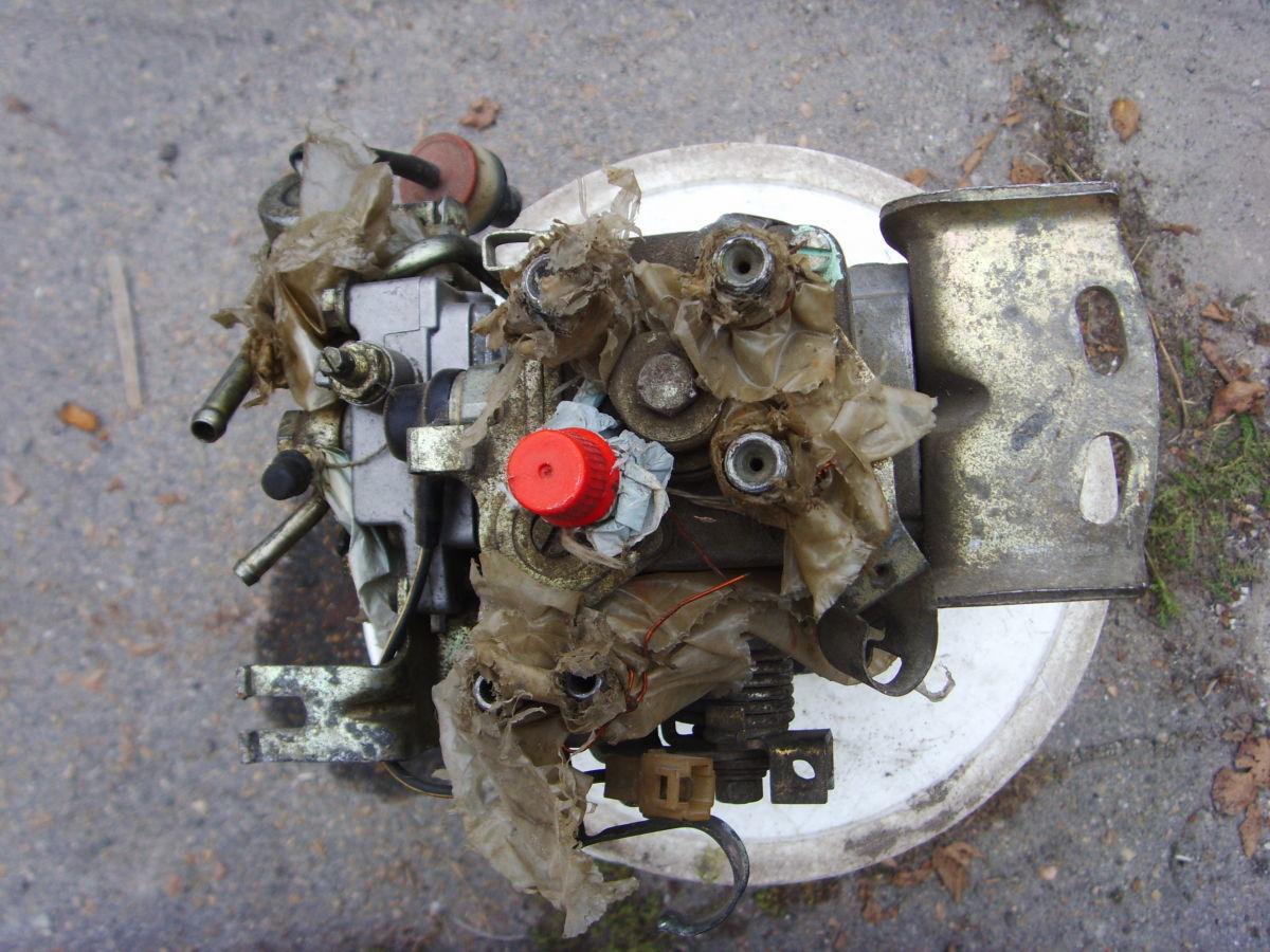 Фото 5 - На Mitsubishi Lancer, Galant, Colt 1.8 D 86-89 г.в. ТНВД Б/У