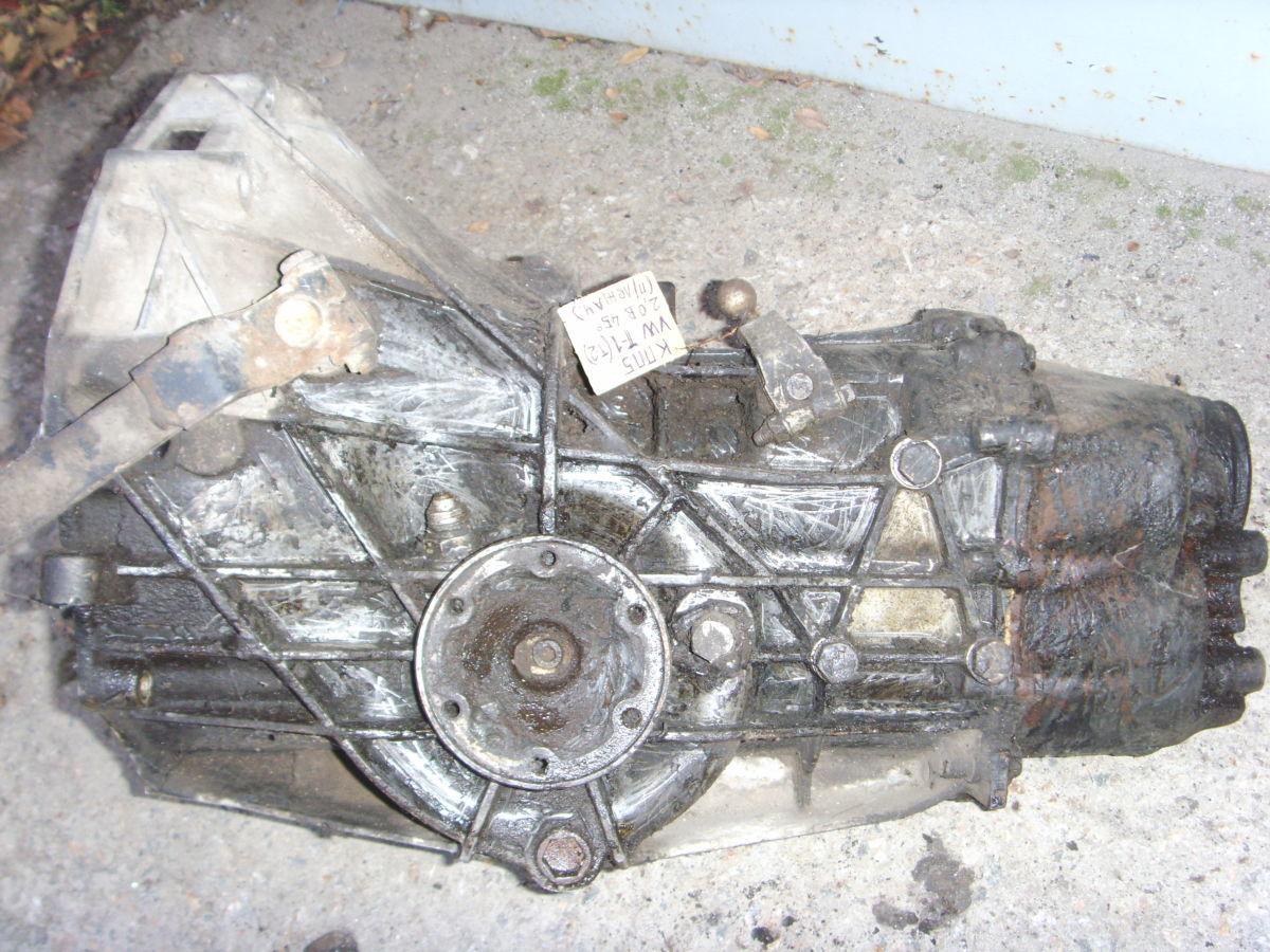 Фото 4 - На VW T-1(Transporter-1) 2.0B до 80 г.в. КПП5