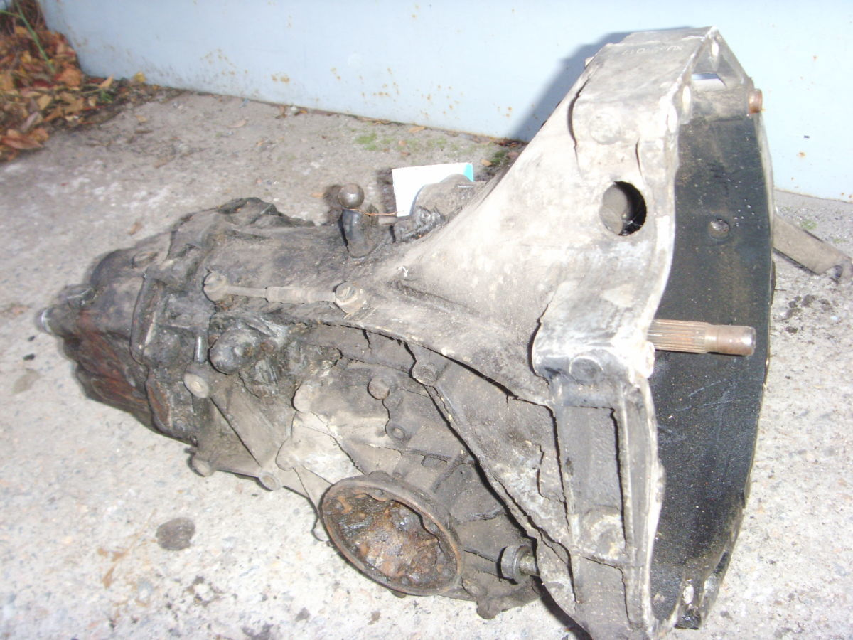 Фото - На VW T-1(Transporter-1) 2.0B до 80 г.в. КПП5