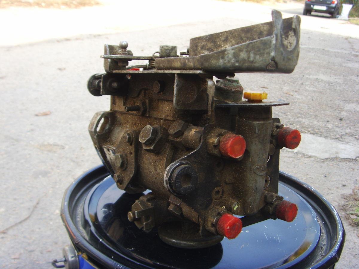 Фото 4 - На VW-AUDI 1.6D ТНВД роторный 86 г.в. комплектный
