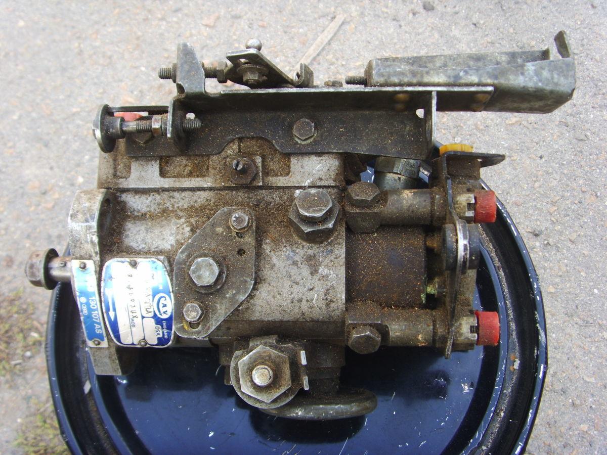 Фото 2 - На VW-AUDI 1.6D ТНВД роторный 86 г.в. комплектный