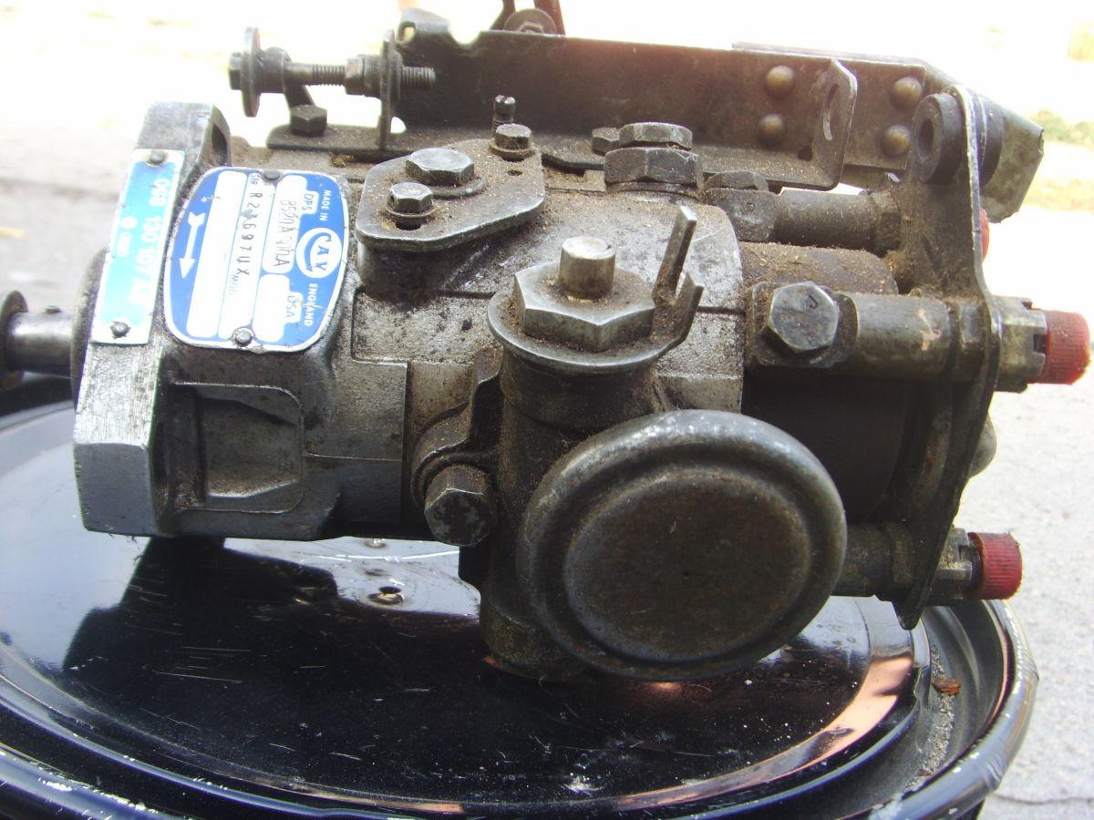 Фото 5 - На VW-AUDI 1.6D ТНВД роторный 86 г.в. комплектный