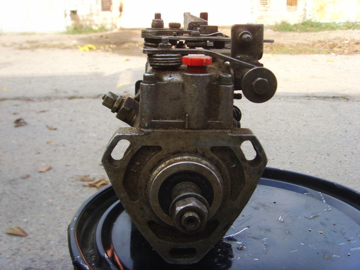 Фото - На VW-AUDI 1.6D ТНВД роторный 86 г.в. комплектный