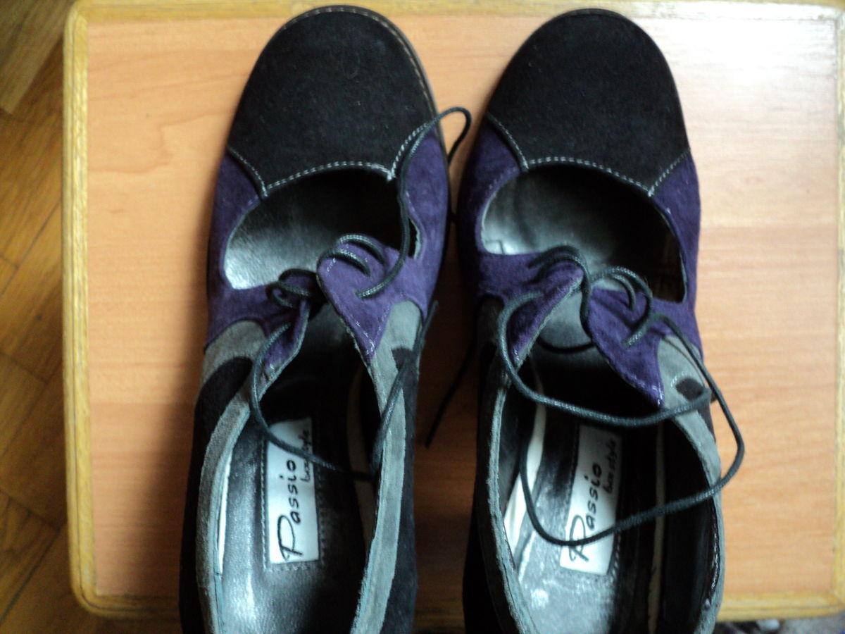 Фото 8 - Туфли замша размер 40