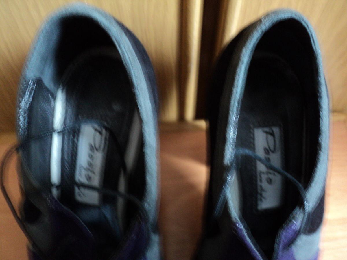 Фото 7 - Туфли замша размер 40