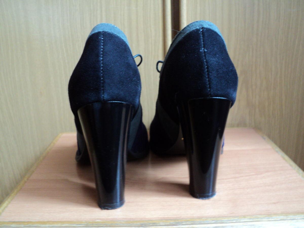 Фото 4 - Туфли замша размер 40