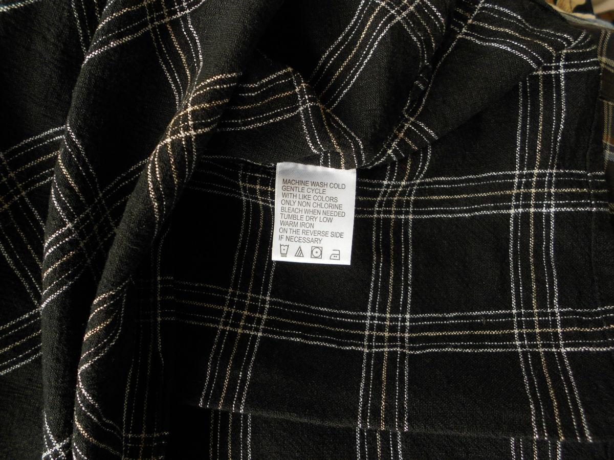 Фото 5 - рубашка George лён размер L