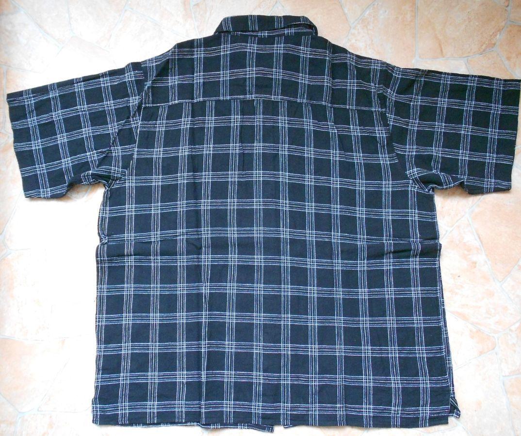 Фото 6 - рубашка George лён размер L