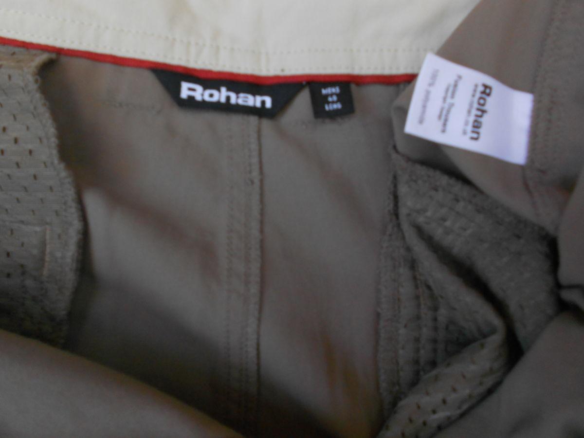 Фото 4 - Брюки Rohan размер 40-32