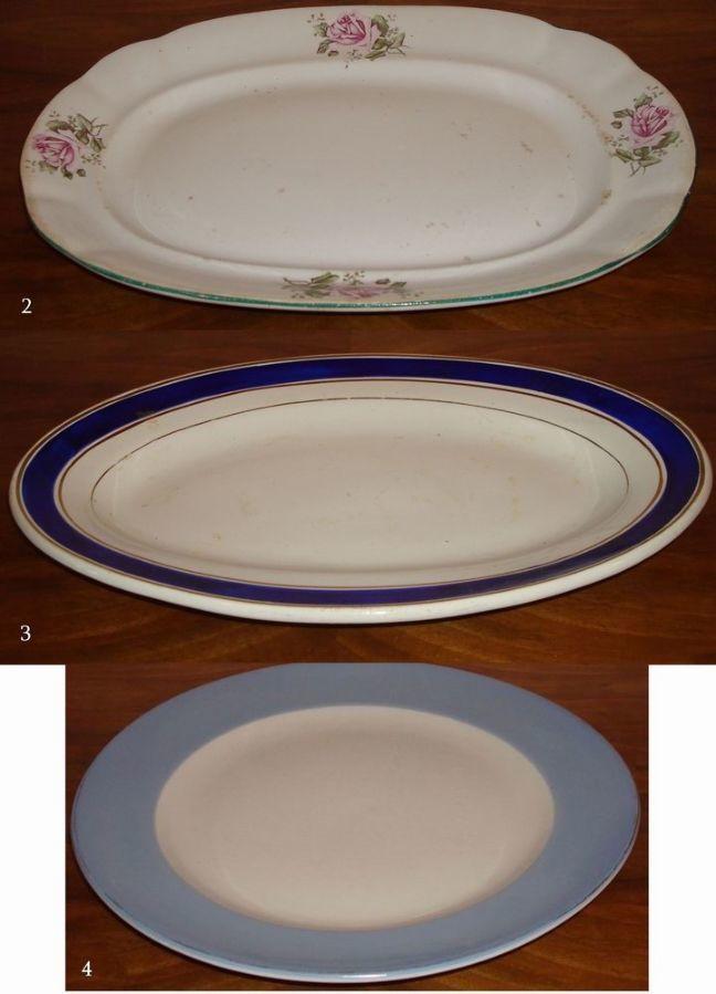 Фото 2 - Фруктовница, блюда, селедочники