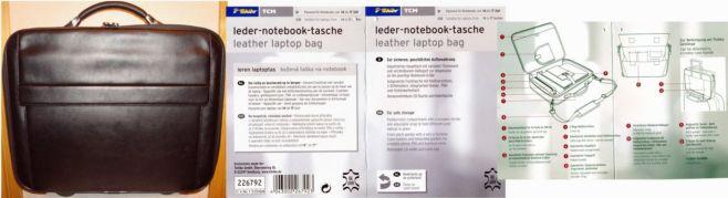 Кейс для ноутбука из натуральной кожи