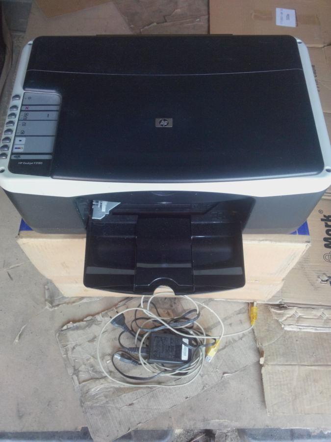 Фото - МФУ HP Deskjet F 2180