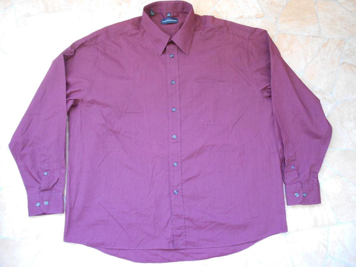 Фото 3 - Рубашка Vroom & Dreesmann размер ХL(56)