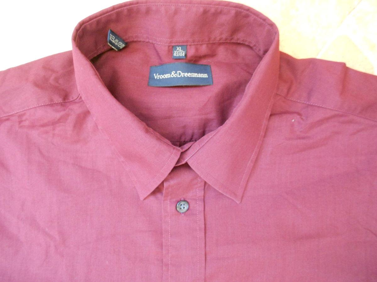 Фото - Рубашка Vroom & Dreesmann размер ХL(56)
