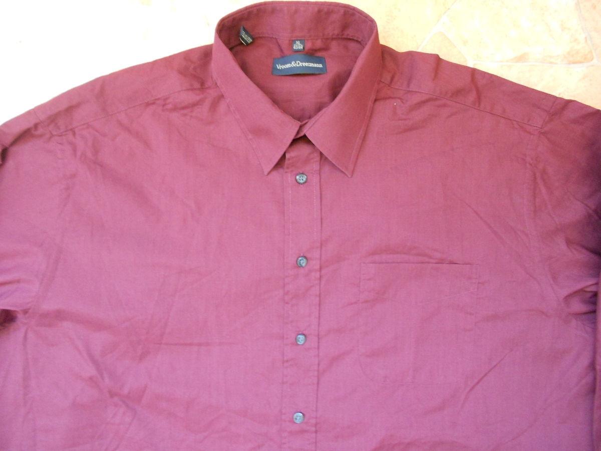 Фото 4 - Рубашка Vroom & Dreesmann размер ХL(56)