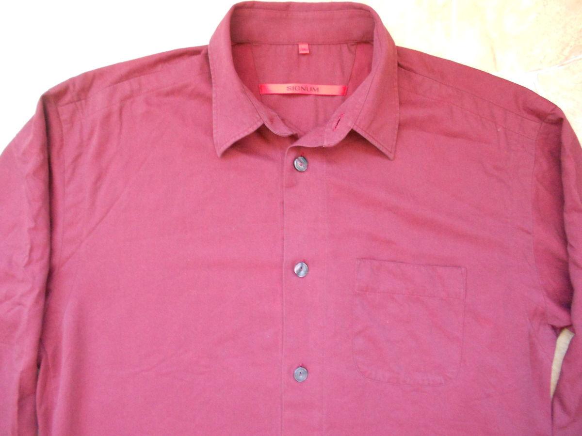 Фото 3 - Рубашка Signum размер М(52-54)