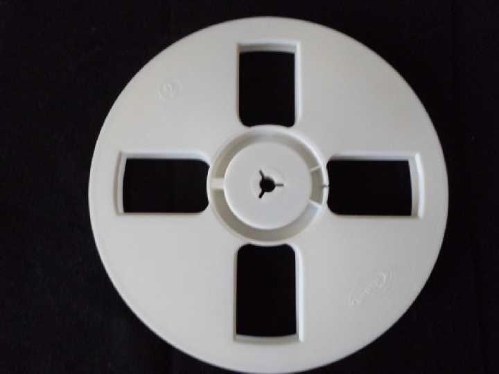 Фото 3 - Котушки для наматывания лент (Бобин) 2 шт. Новые. Цвет-Белый.