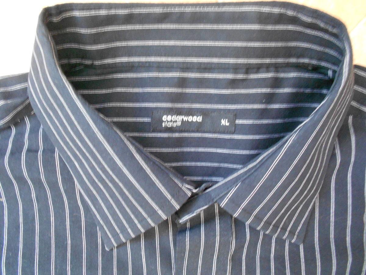 Фото 4 - Рубашка Cedarwood state размер ХL(52)
