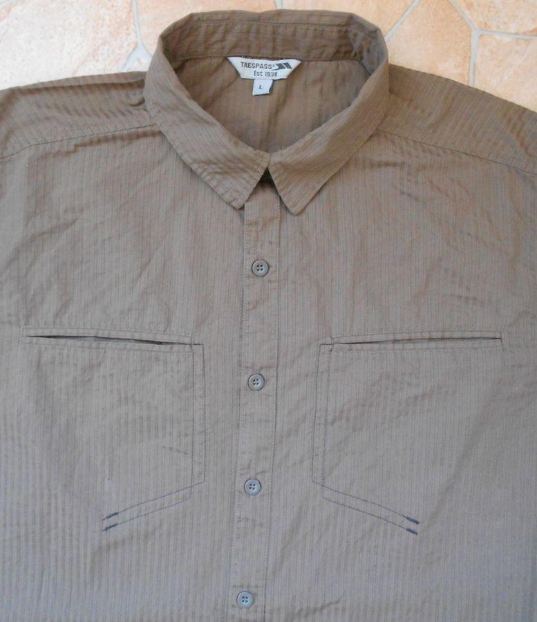 Фото - рубашка Trespass размер L (52-54)