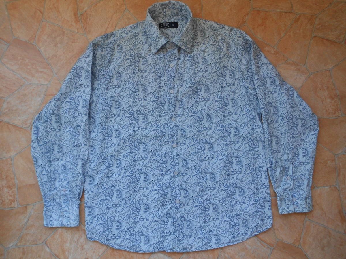 Фото 2 - рубашка Easy размер ХL (52-54)