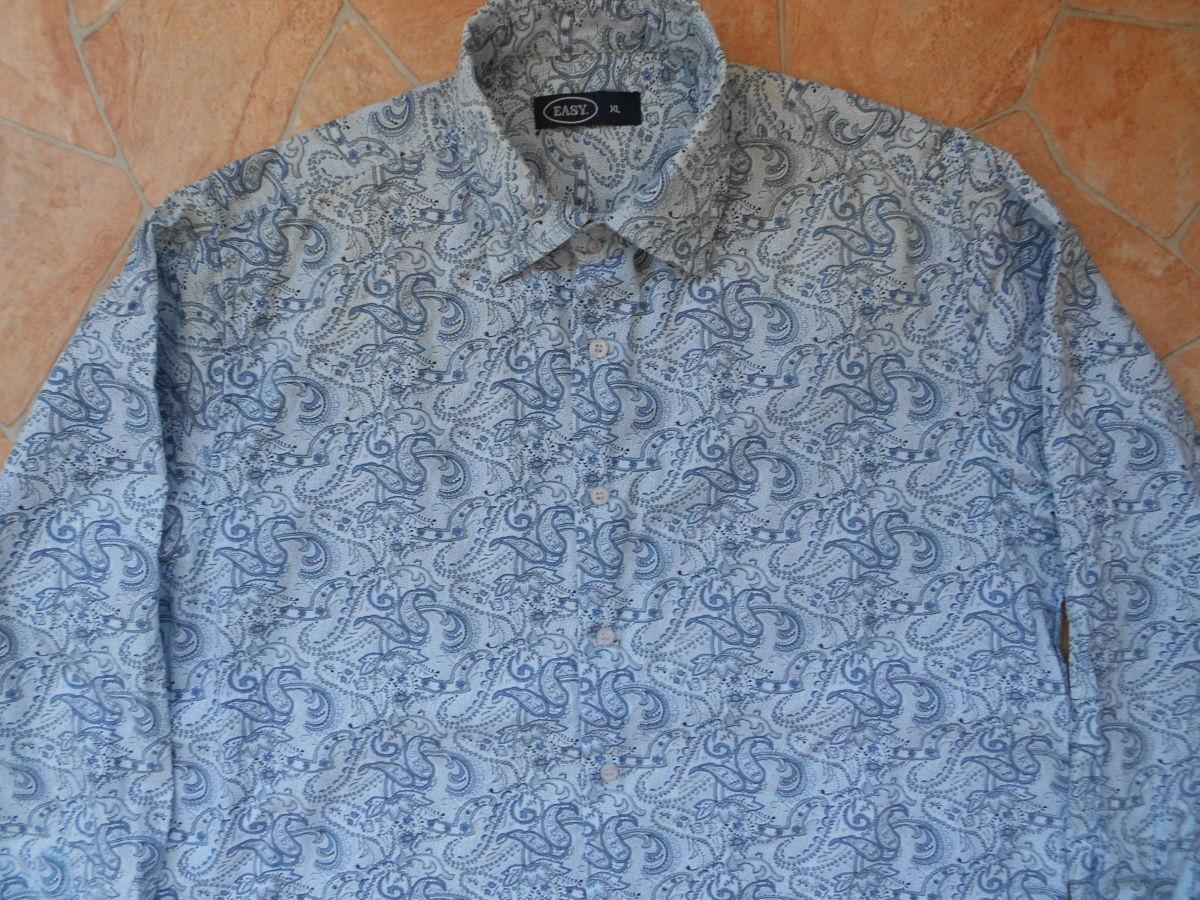 Фото 3 - рубашка Easy размер ХL (52-54)