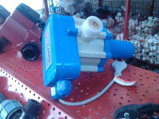 Фото 2 - Автоматика для насосов, эл.контроллер давления, пресс контроль PC-10