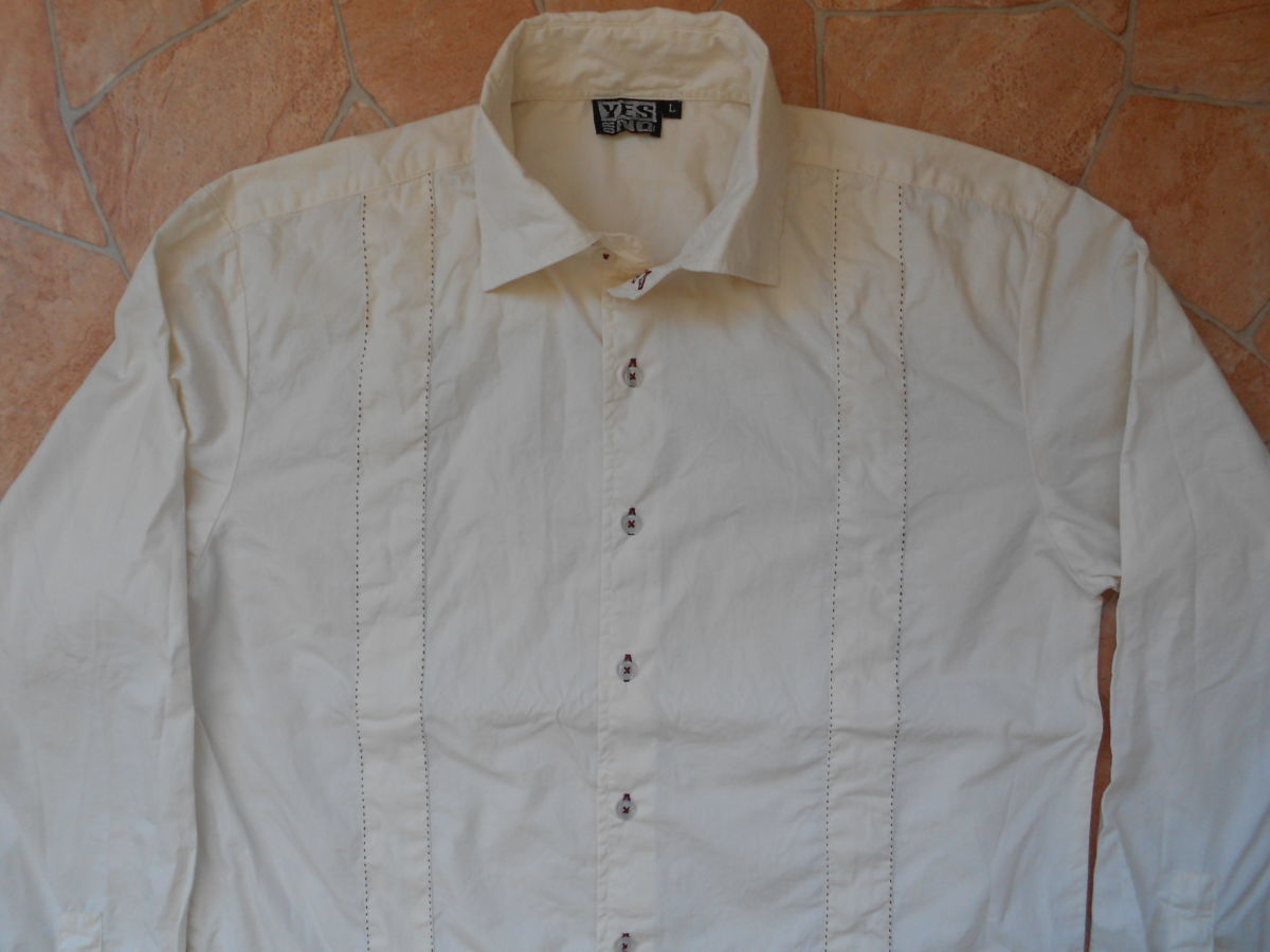 Фото 3 - рубашка YesNo размер L