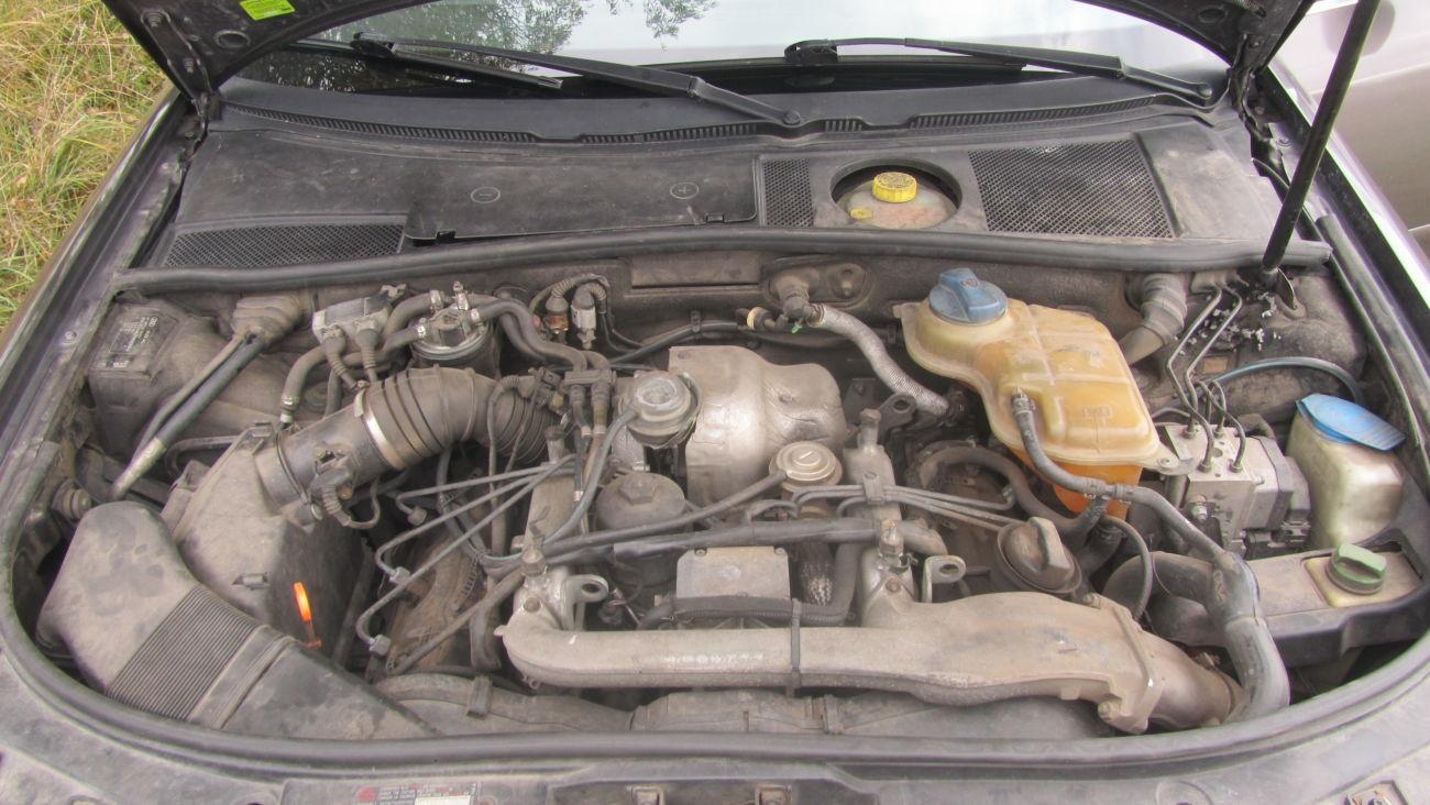 Мотор ауди а6с5 2,5л Tdi