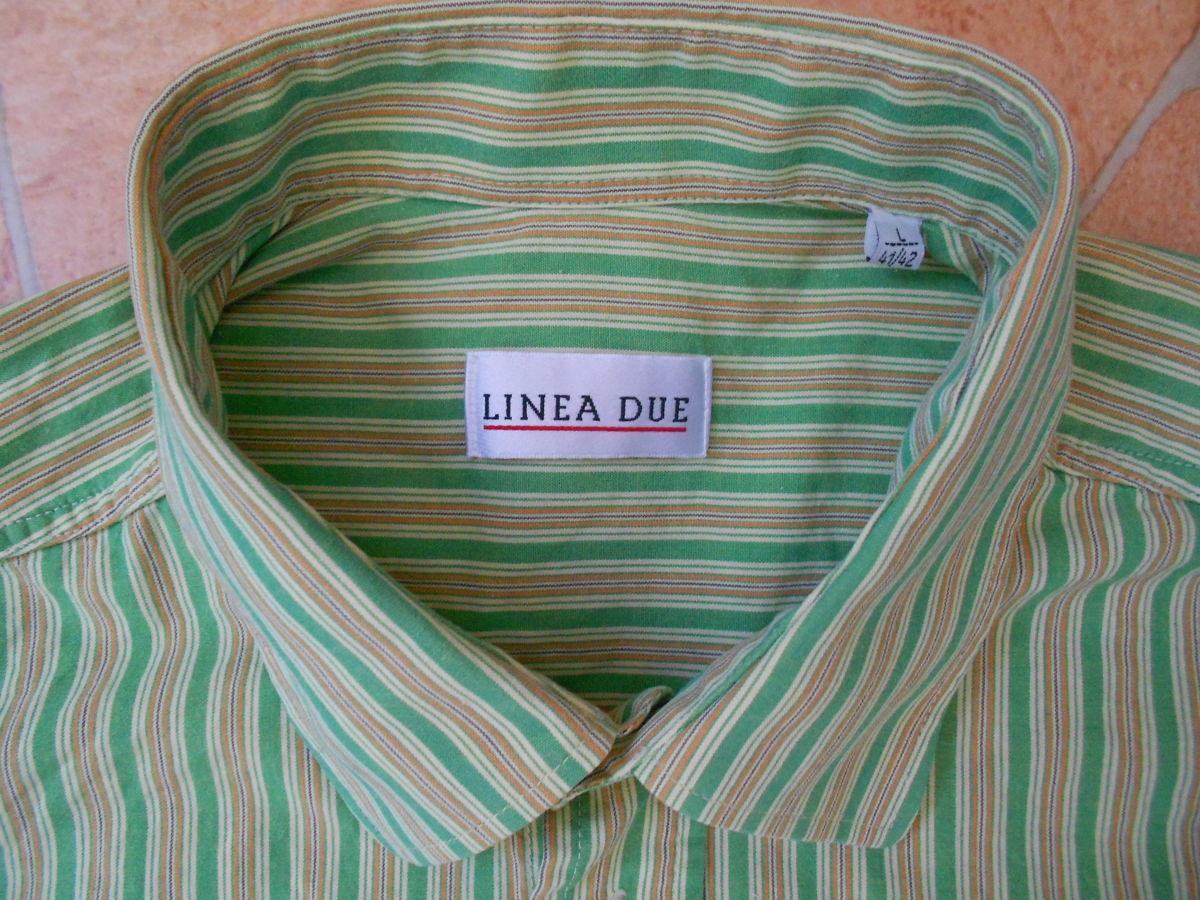 Фото 4 - рубашка Linea Due размер L(52-54)
