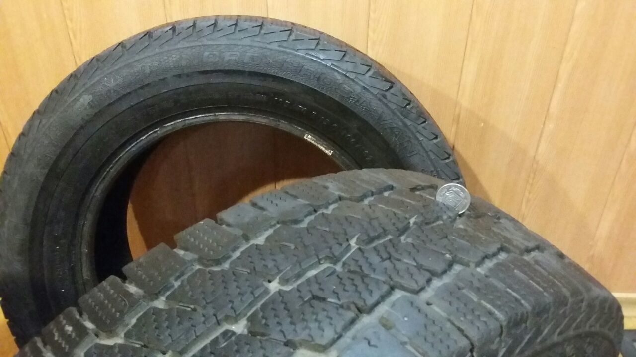 Фото 2 - Продам шины Gislawet зима 2014 года
