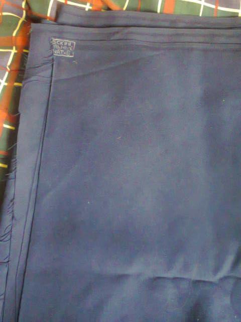 Фото 2 - Сукно темно-синее