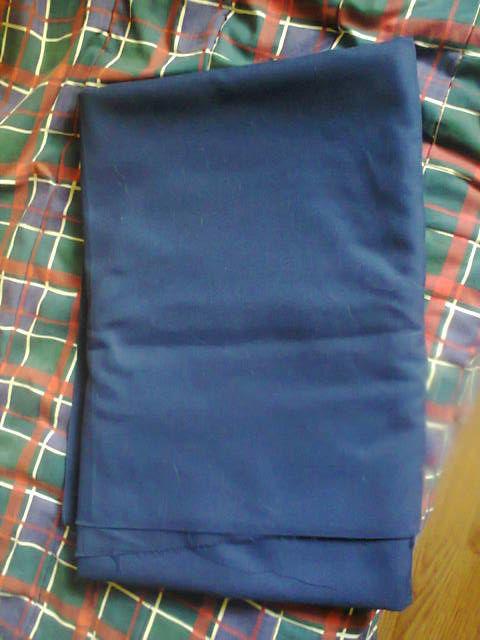 Фото - Сукно темно-синее