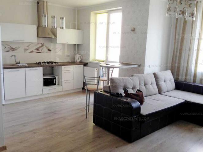 Фото - Продажа квартиры в новострое с евроремонтом на Салтовке