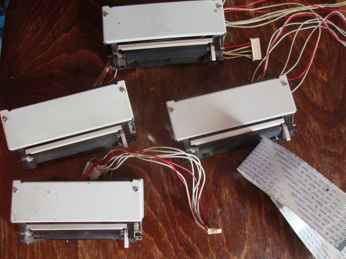 Фото - головки для термопринтера