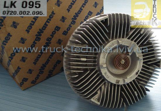 Фото - Вискомуфта вентилятора системы охлаждения Mercedes Benz Atego