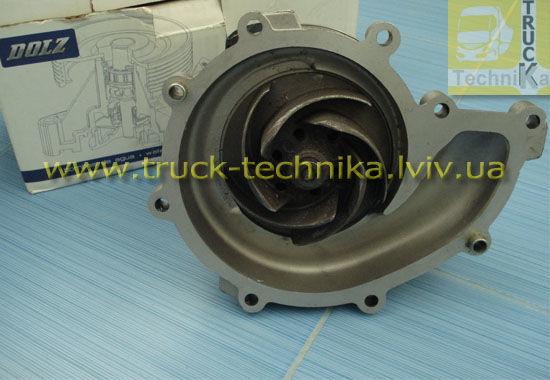 Фото 4 - Водяний насос системи охолодження двигуна SCANIA