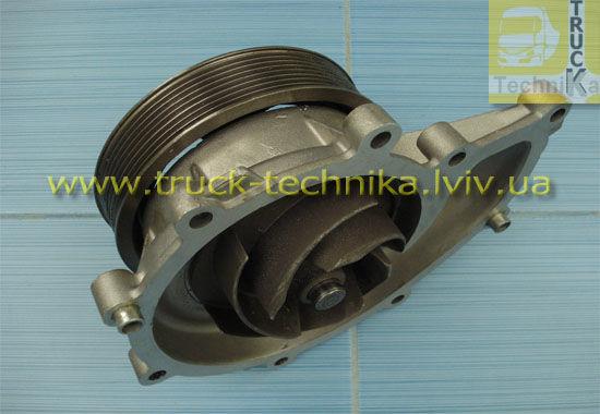 Фото 2 - Водяний насос системи охолодження двигуна SCANIA
