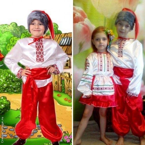 Фото 8 - Карнавальные костюмы к празднику Золотой Осени