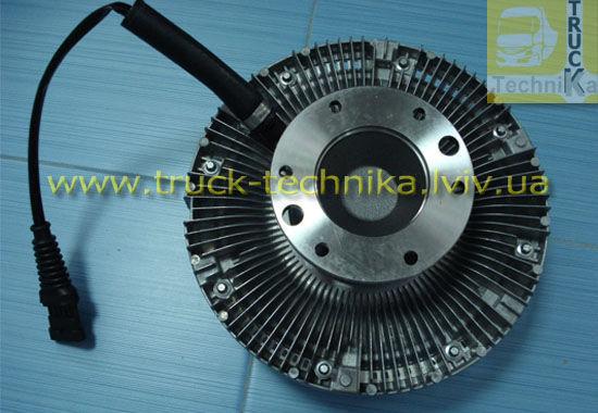 Фото - Вискомуфта двигателя DAF 105XF гидромуфта
