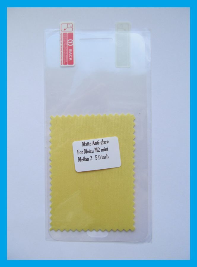 "Фото - Защитная пленка для Meizu M2 mini 5"" матовая"