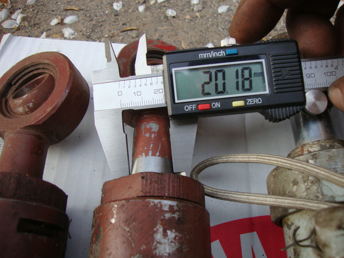 Фото 4 - Гидроцилиндр.цилиндр гидропривода.