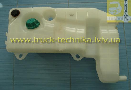 Фото - Расширительный бачок системы охлаждения IVECO STRALIS TRAKKER