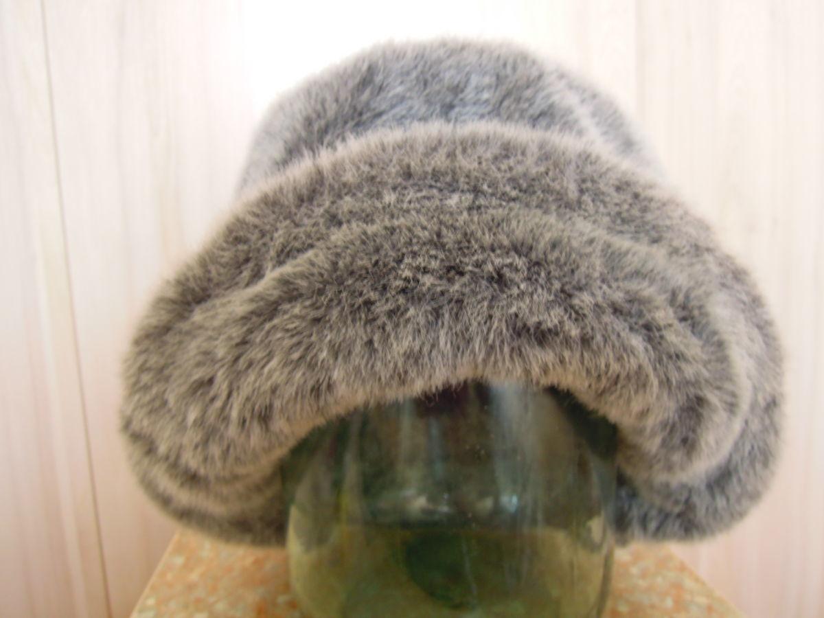 Фото - Шляпа из искусственного меха Accessorise