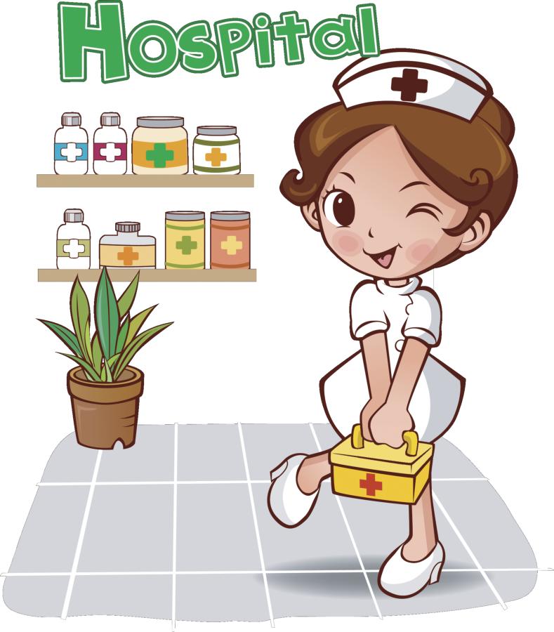 Фото - Медсестра вдома
