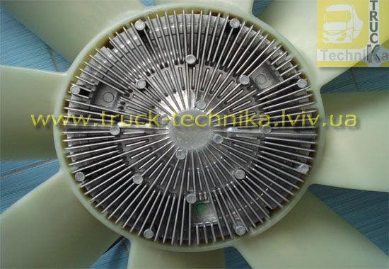 Фото 5 - Вентилятор системы охлаждения, вискомуфта, VOLVO